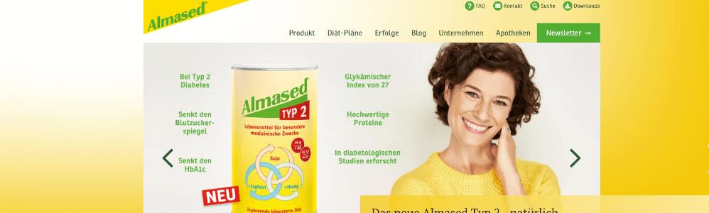 Almased – ohne Nebenwirkungen abnehmen?